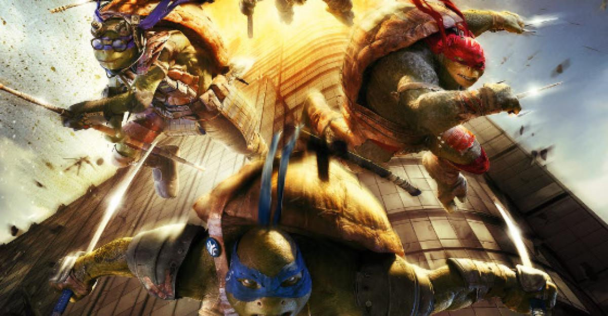 Testoasele Ninja: Teenage mutant ninja turtles