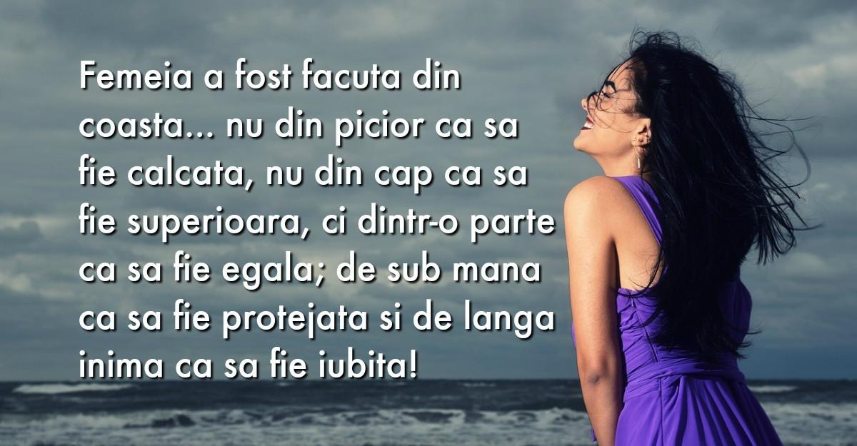 Cele mai frumoase citate despre femei, creații divine