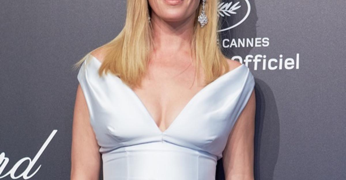 Uma Thurman - Soiree Chopard la Festivalul Cannes 2015