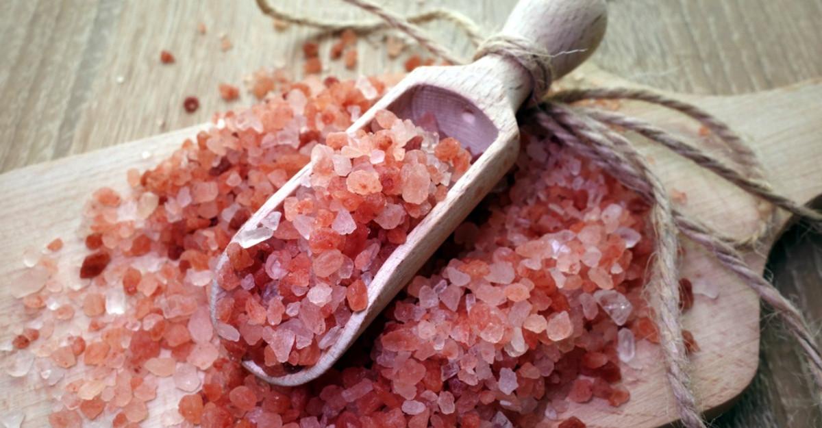 Cat de sanatoasa este sarea de Himalaya?