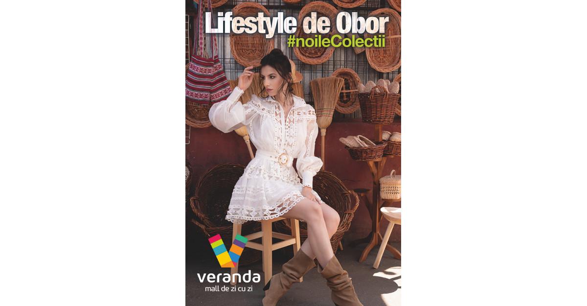 Descoperă colecția de toamnă-iarnă 2019la Veranda Mall. Lifestyle de Obor