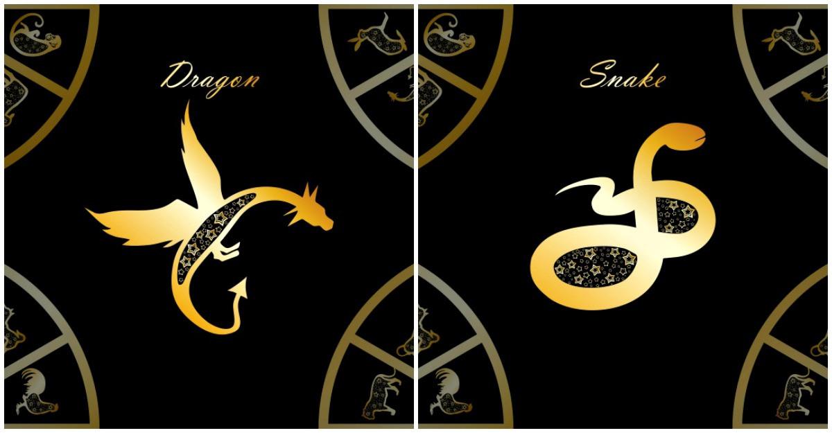 Zodiacul chinezesc 2019: Ce te asteapta in Anul Mistretului daca esti Dragon si Sarpe