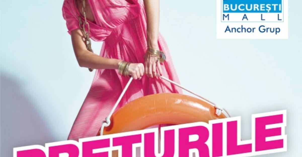 Profita de reducerile de vara din Bucuresti Mall si Plaza Romania si castigi premii garantat!