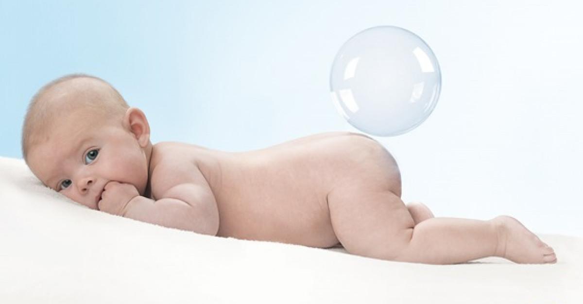Bepanthen Extra are grija de pielea fragila a bebelusului tau in primele 12 luni