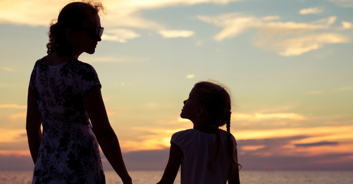 Fa pace cu mama ta daca vrei sa faci pace cu tine