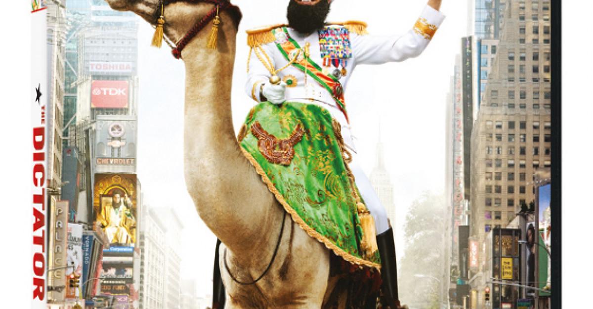 Lansare pe DVD: The Dictator