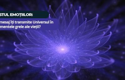 Testul Emotiilor: Ce mesaj iti transmite Universul in momentele grele ale vietii?