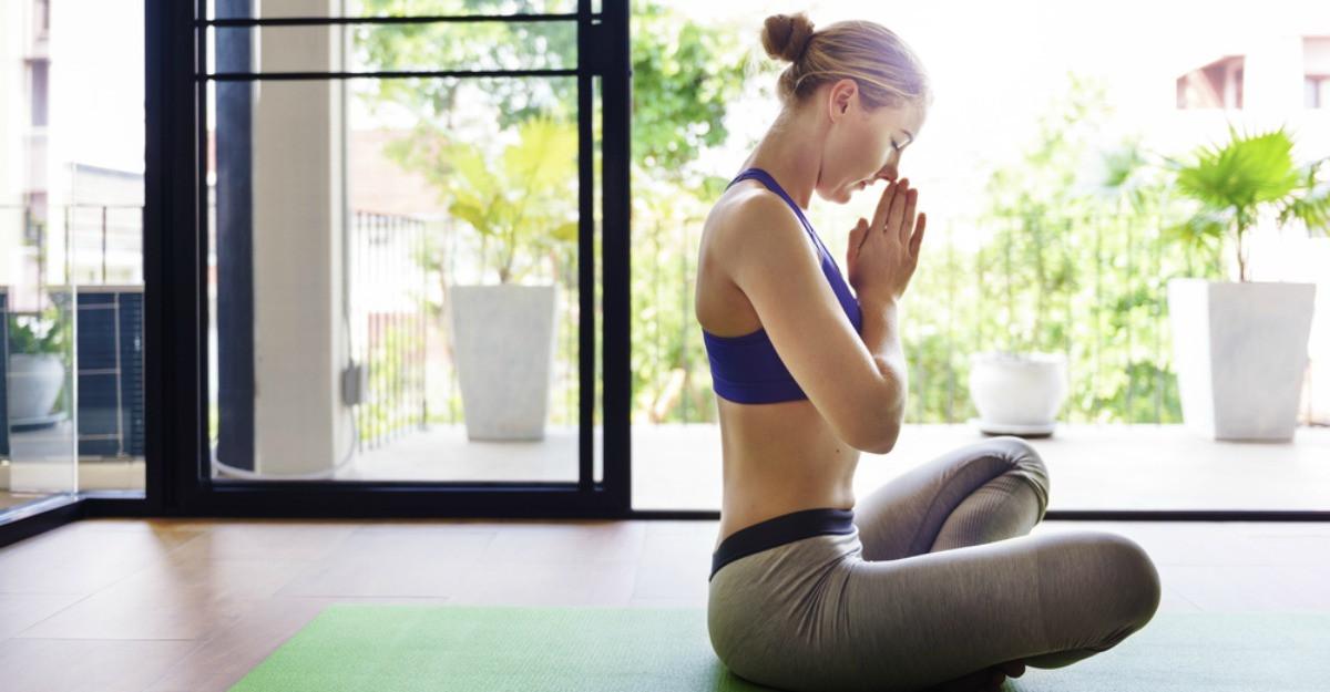 Yoga la tine acasa
