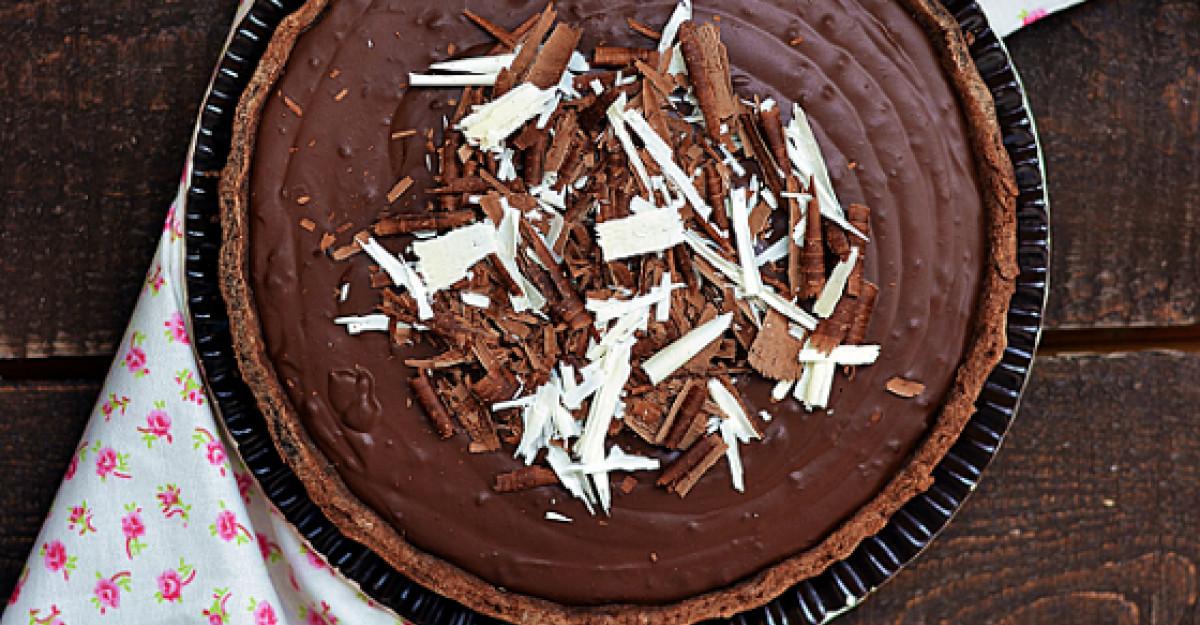 Tarta de ciocolata cu Lapte Condensat