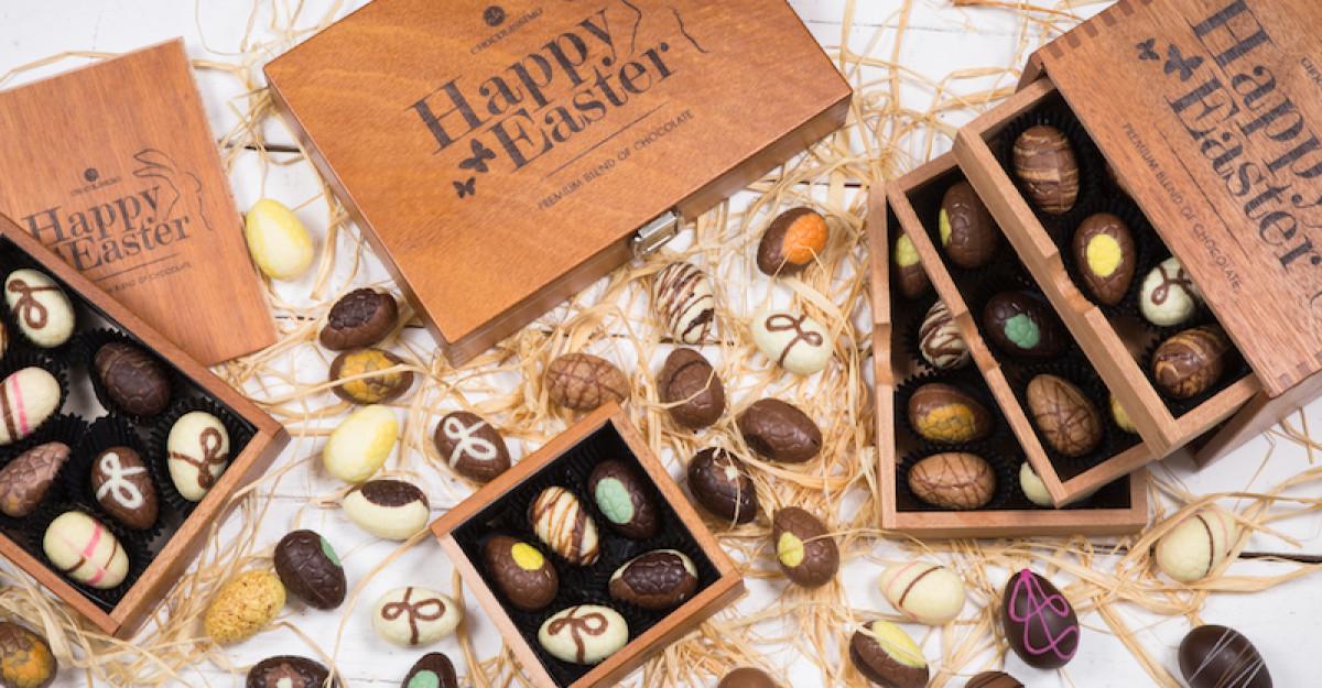Figurine dulci din ciocolată și tablete cu arome inedite în colecția Chocolissimo de Paște
