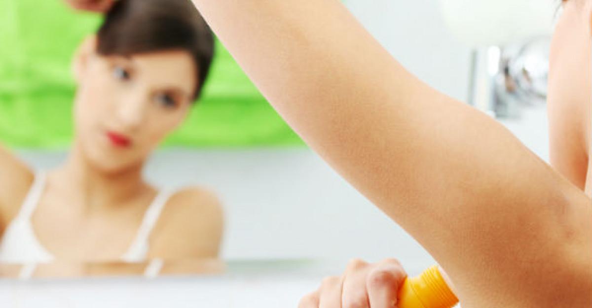 FARA riscuri de CANCER la san: 10 Deodorante NATURALE