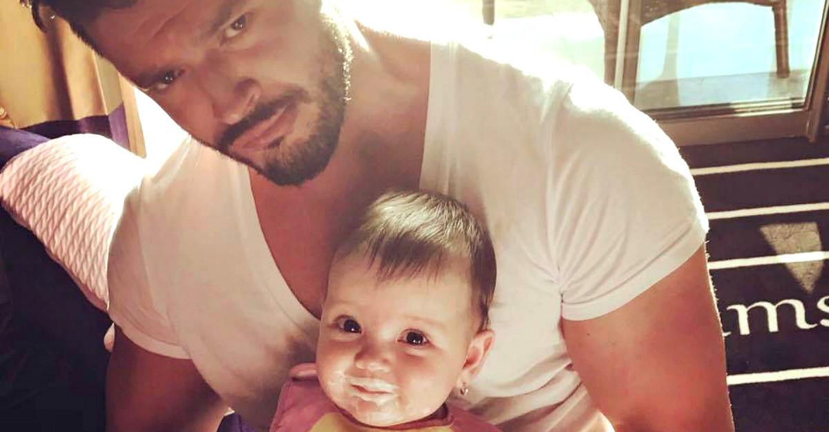 Victor Slav: 'Nasterea fetitei mele este cel mai fericit moment din viata mea'
