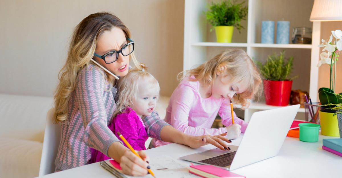 Lucrezi de acasă? Trei pași pentru a-ți antrena mintea să lucreze bine sub stres