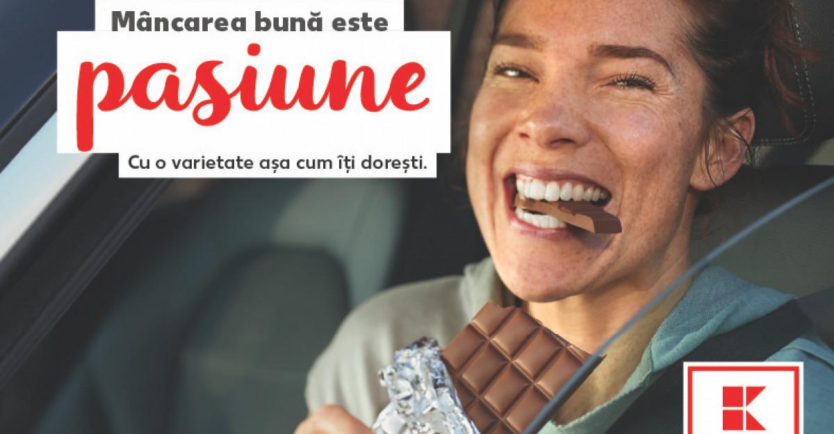 Kaufland România lansează campania Mâncarea bună este