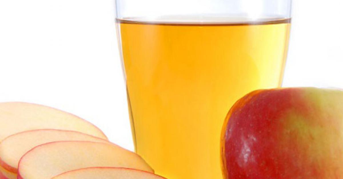 Otetul de mere, licoarea din bucatarie: 8 beneficii pentru sanatate!