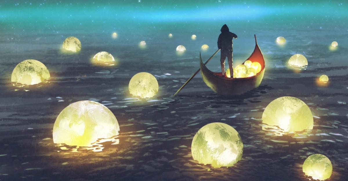 Luna plina in Varsator pe 15 august. Conexiunea intensa cu Universul va fi resimtita de toti