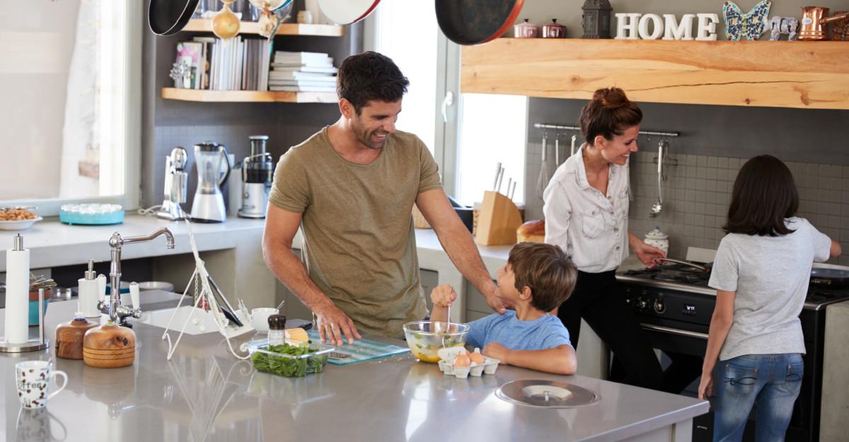 8 sfaturi pentru o bucătărie funcțională, modernă și armonioasă