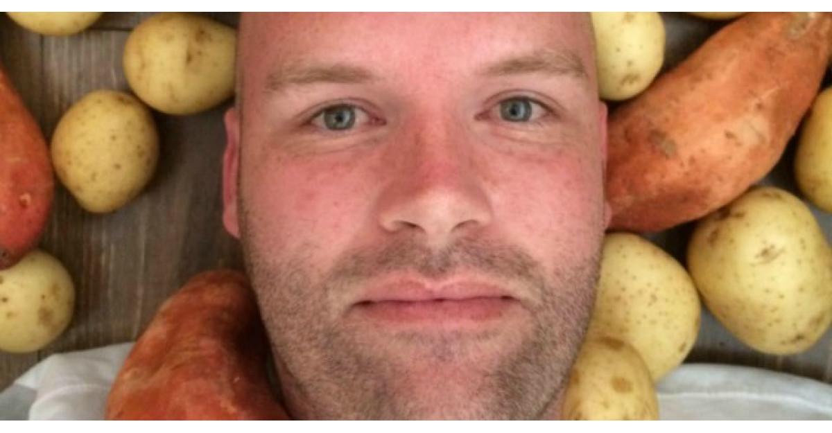 Acest barbat a mancat DOAR cartofi timp de o luna. Iata ce s-a intamplat