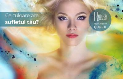 Ce culoare are sufletul tau?
