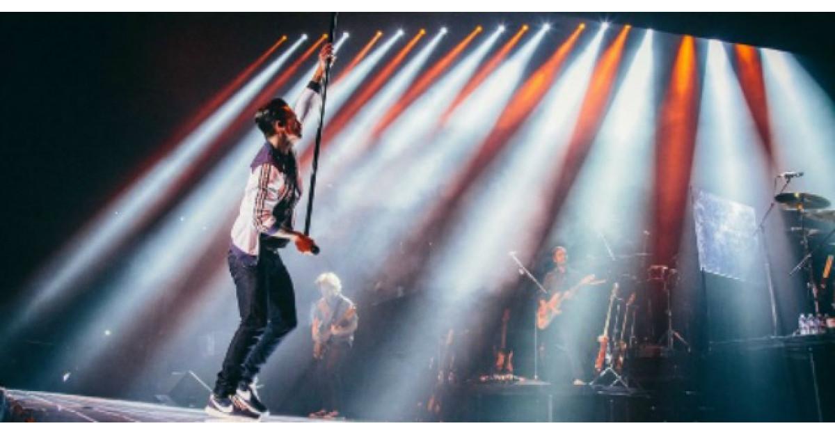 Trupa Maroon 5 vine sa concerteze in Romania