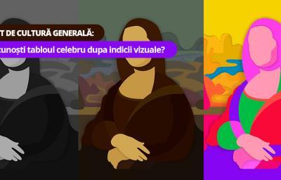 Test de cultura generala: Recunosti tabloul celebru dupa indicii vizuale?