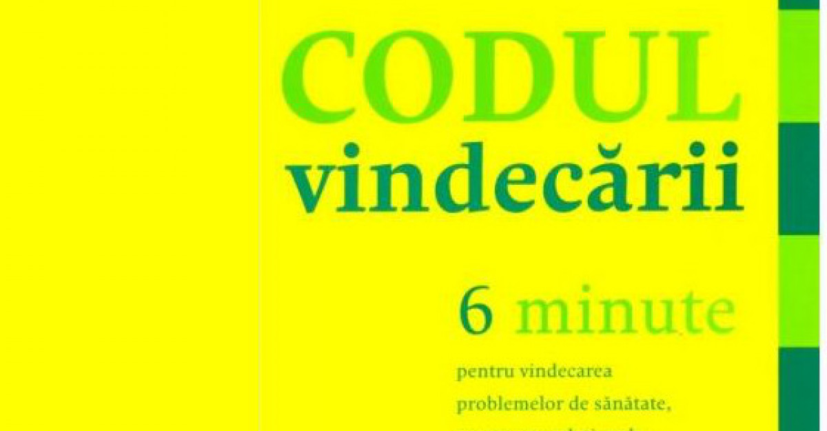 Codul vindecarii - 6 Minute