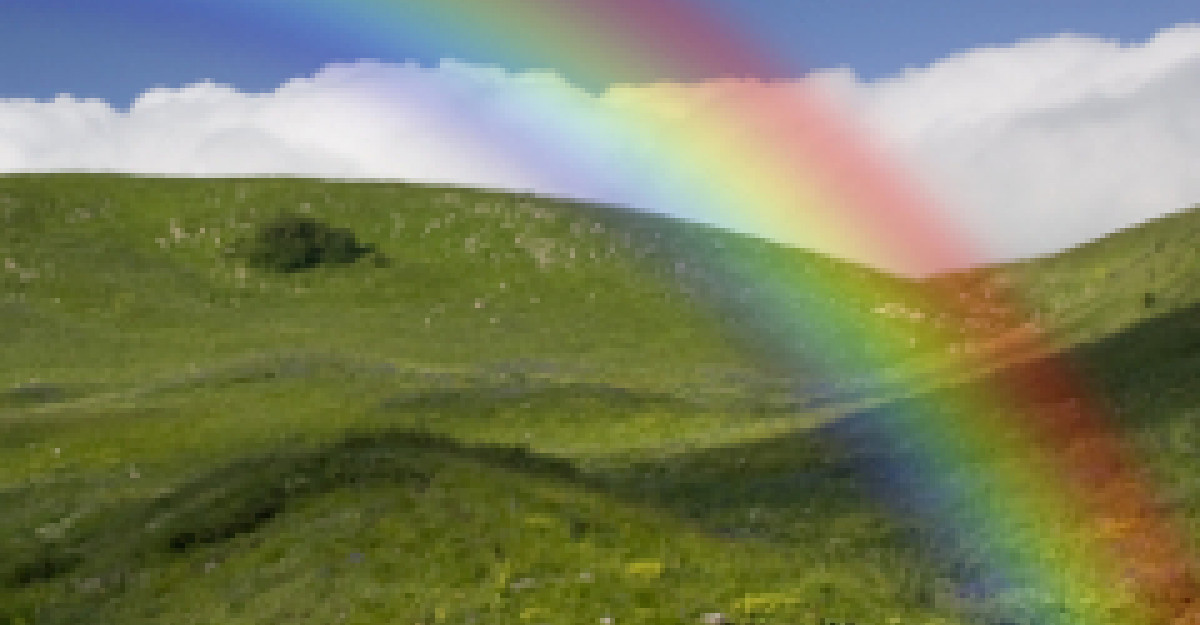 Curcubeul spiritual: Cum ne influenteaza culorile?