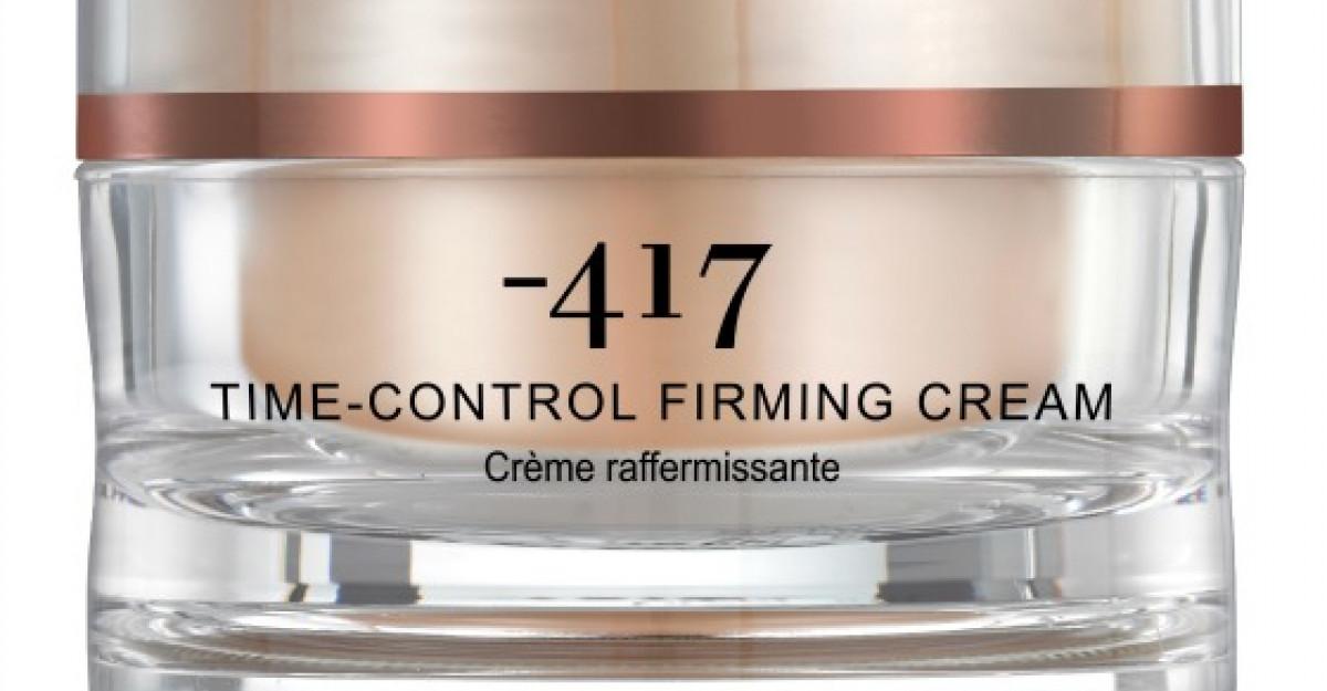 Crema Time Control -417 este un adevarat miracol pentru mentinerea tineretii