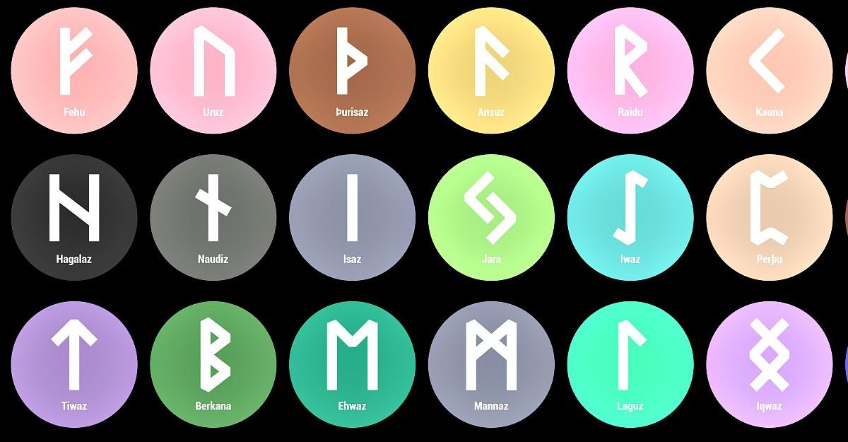 Horoscopul runelor: simbolurile sacre care te protejeaza in functie de zodie