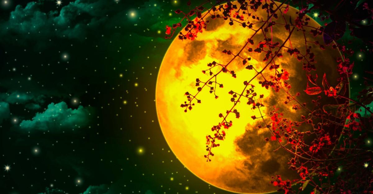Luna Plină din Berbec ne va elibera de durerea pe care am cărat-o atât de mult timp după noi. Află mantra zodiei tale