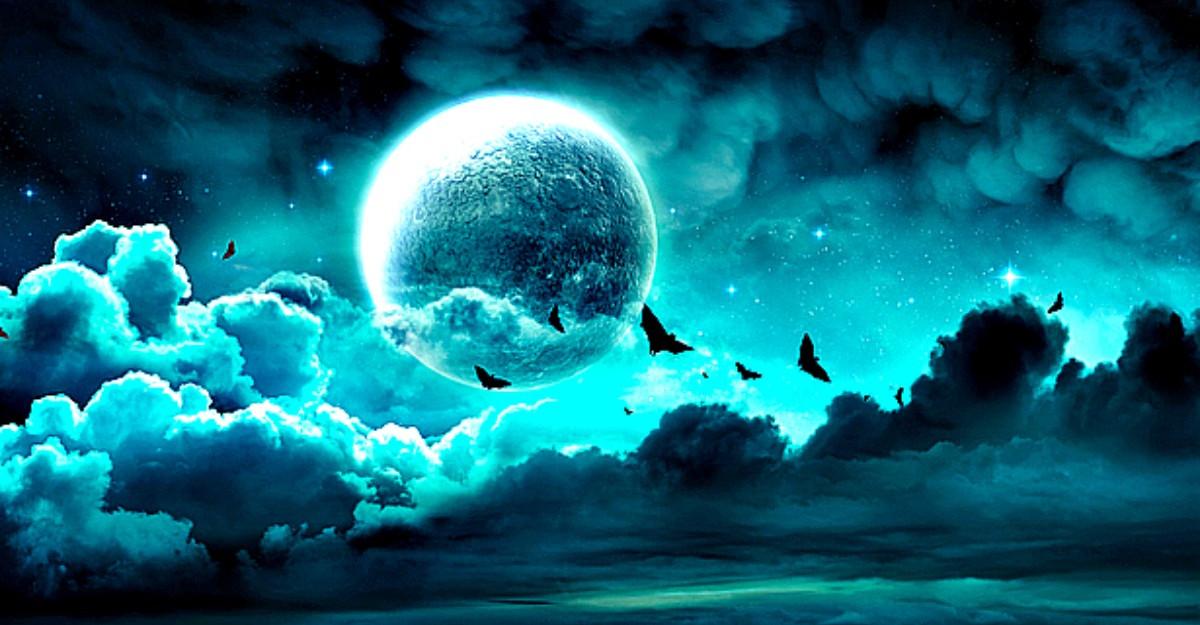 Luna Plină Albastră de pe 31 octombrie 2020 încheie capitole dureroase din viața noastră. Cum ne pregătim pentru tot ce urmează