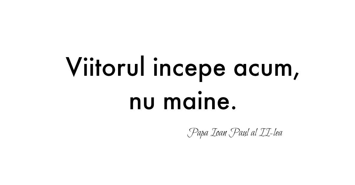 Cele mai frumoase citate de iubire: Alfabetul dragostei dupa Papa Ioan Paul al II-lea