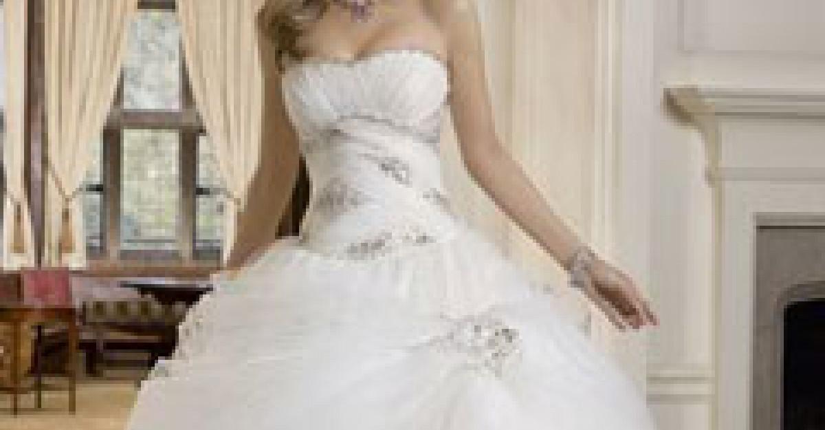 Cele mai frumoase rochii de mireasa!