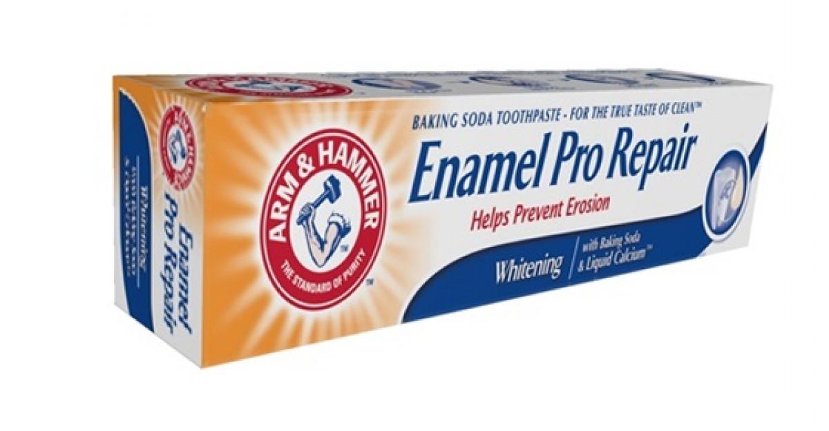 ARM & HAMMER, cel mai cunoscut brand american de pasta de dinti pe baza de bicarbonat de sodiu se lanseaza in Romania