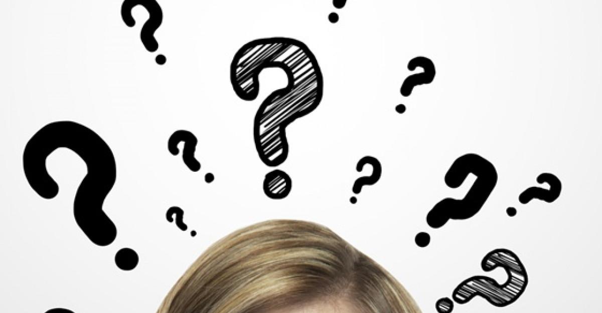 Cateva intrebari care iti vor schimba viata