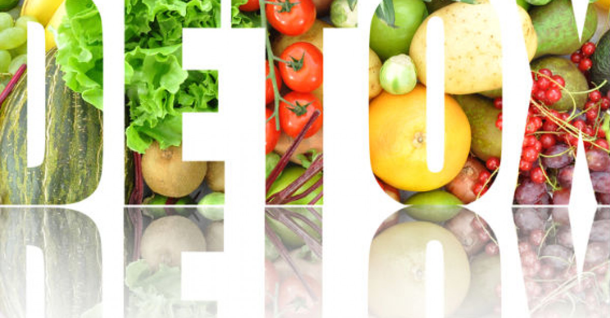 Detox. Programul revolutionar de recuperarea a capacitatii naturale de autovindecare a organismului