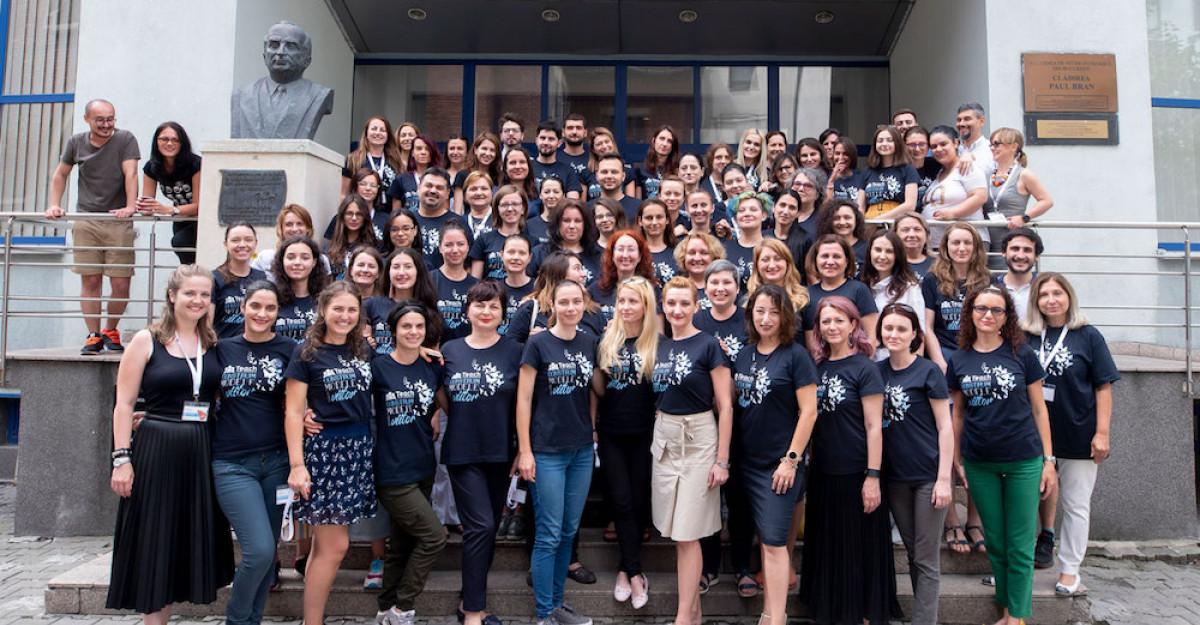 Academia de Leadership și Pedagogie:Profesorii din generația a șasea susținută de Teach for Romania au început perioada de prac