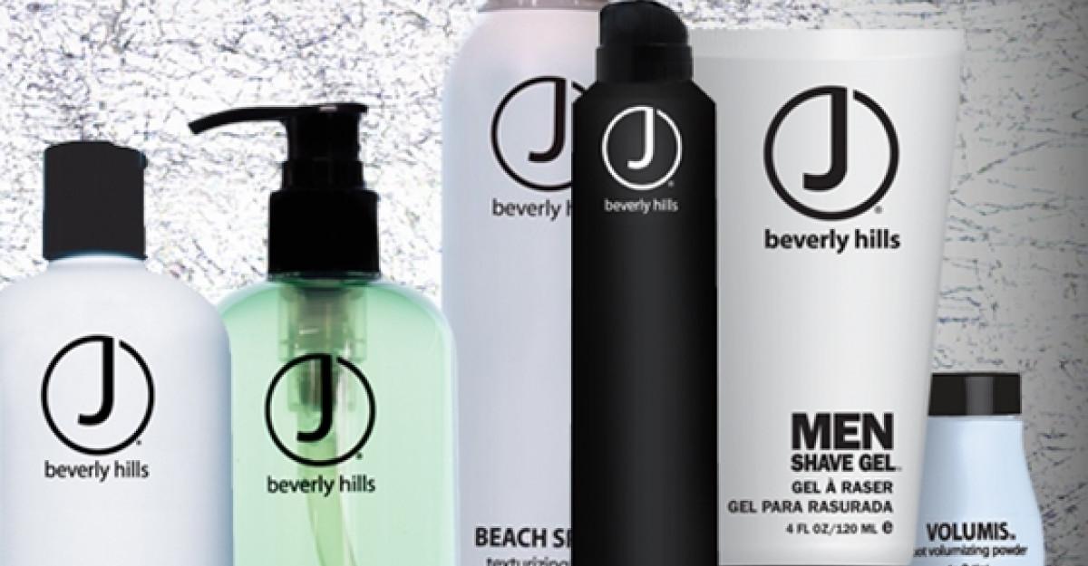 J Beverly Hills - Cel mai inalt standard al artei ingrijirii si colorarii parului