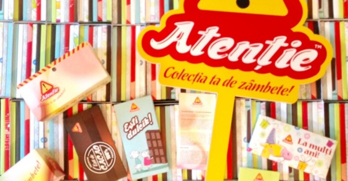 Ciocolata Atentie! - Colectia ta de zambete!