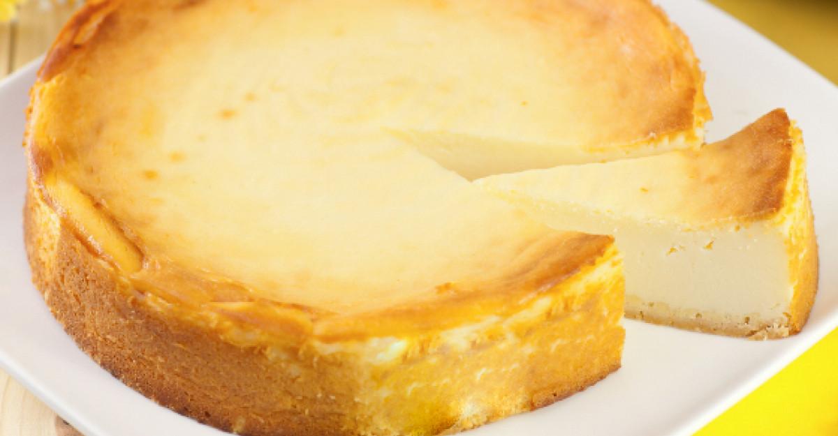 Cheesecake in stil german sau pasca fara aluat