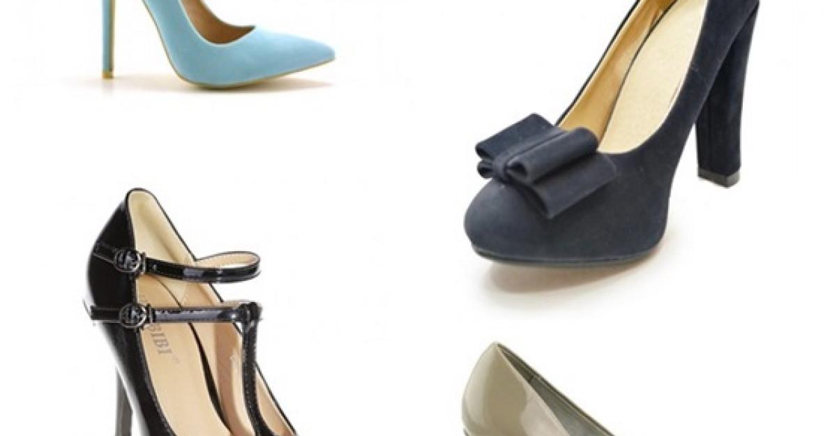 Shopping: Pantofi office