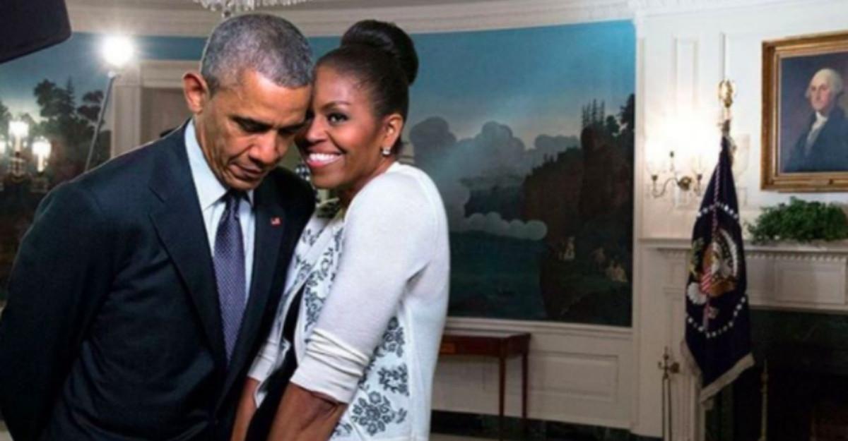 Barack Obama si cel mai frumos gest pe care poate sa il faca un barbat (are legatura cu Michelle)