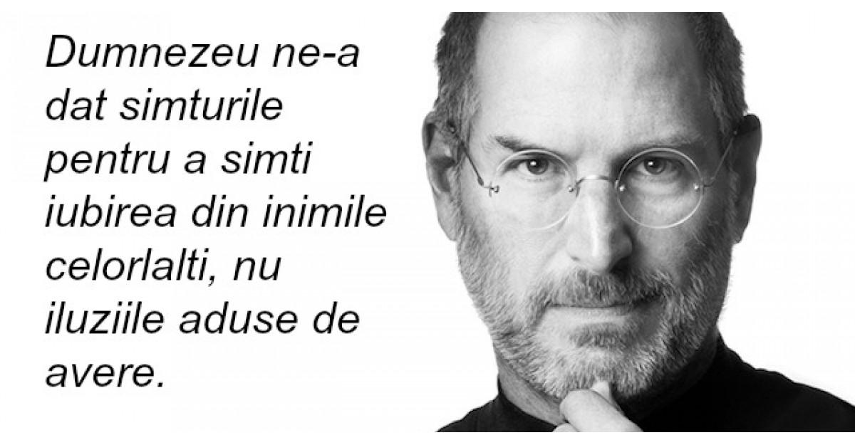 Ultima scrisoare a lui Steve Jobs