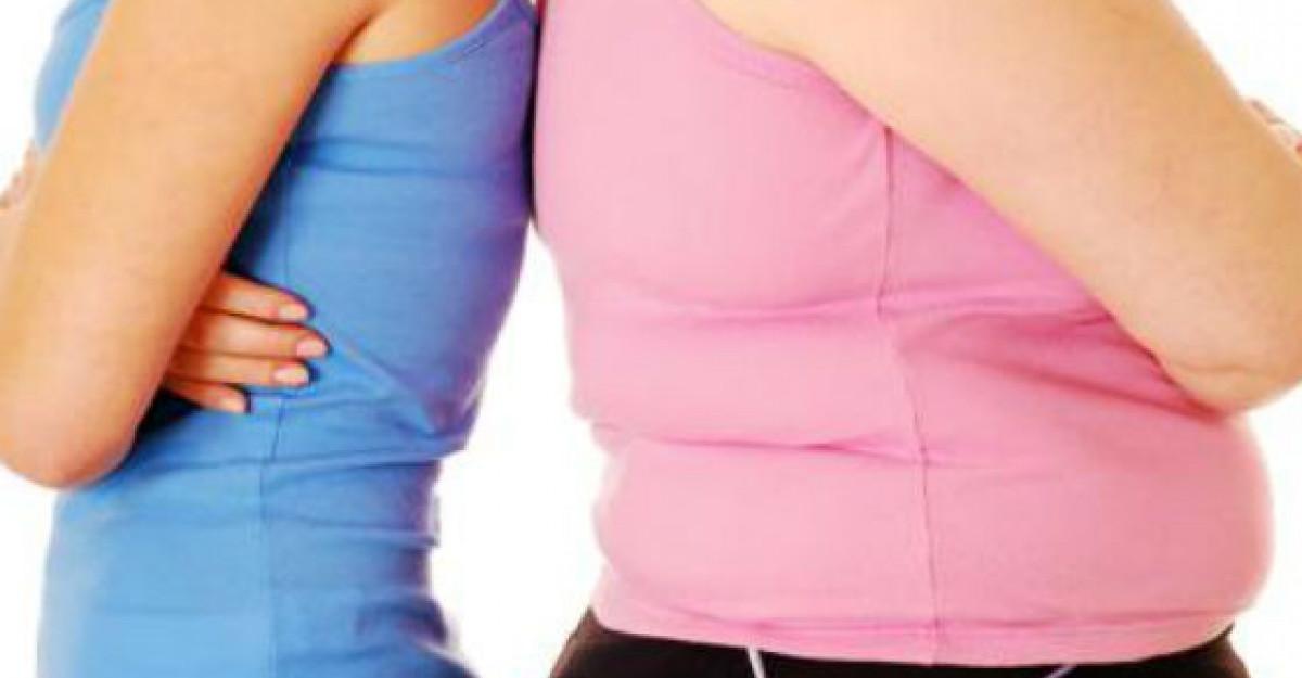 Romania sufera de kilogramele in plus