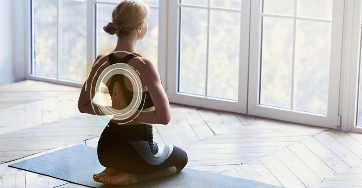 """3 Programe de exerciții pentru SPATE """"DREPT"""": le poți face oricând, oriunde"""
