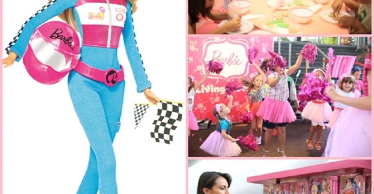 O incursiune in istoria carierei papusii Barbie