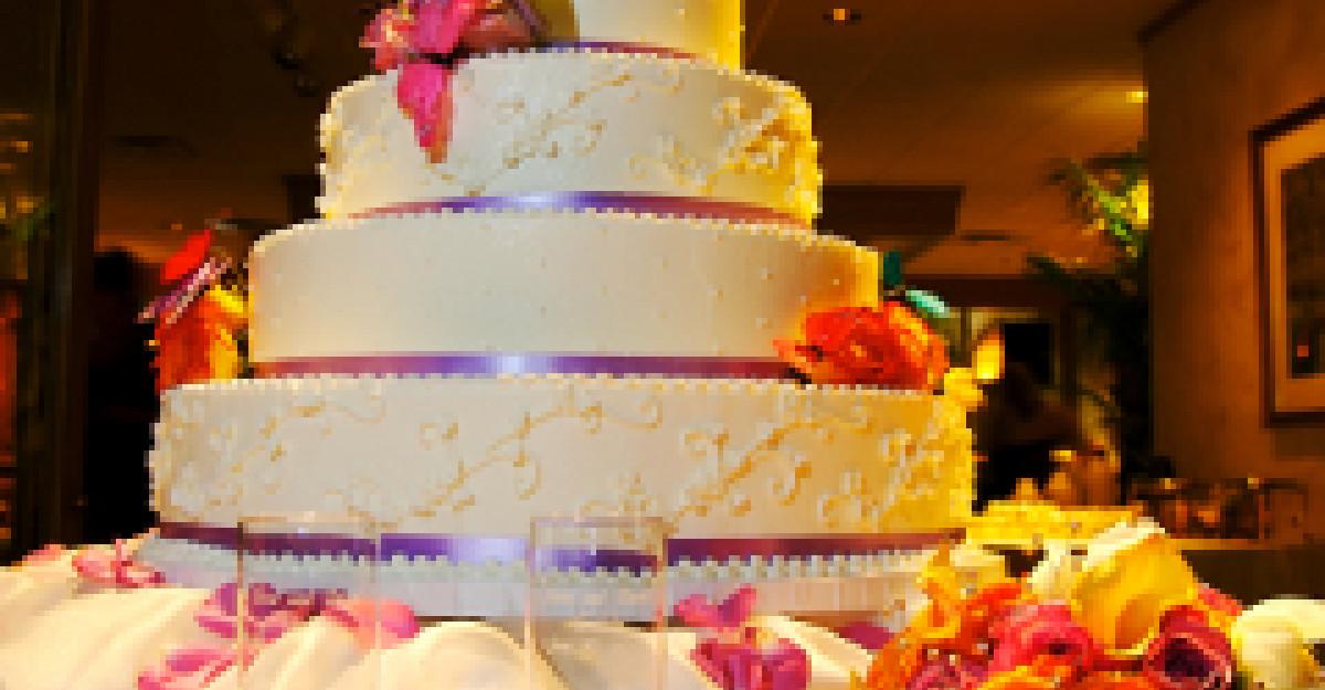 Delicii de lux: Top 40 de torturi ingenioase de nunta