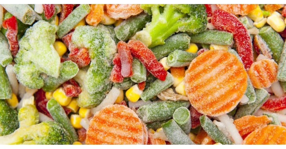 Adevarul despre legumele congelate din supermarketuri