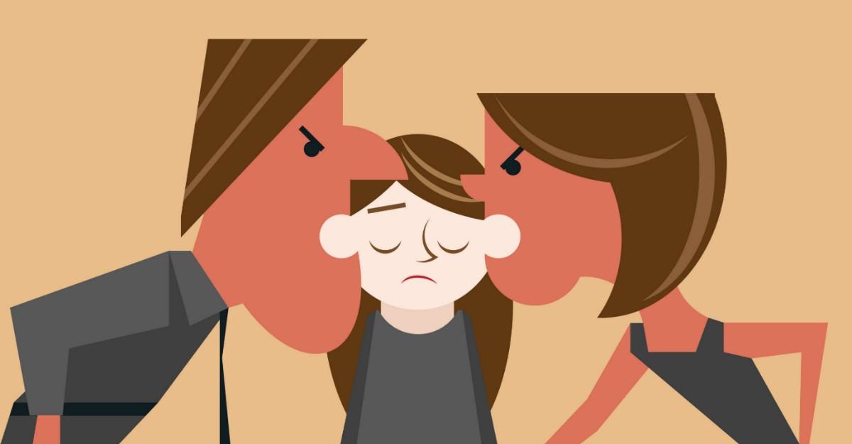 Ce intrebari se pun copiilor la divort