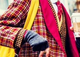 Sacou cu imprimeu colorat - floral, geometric, dungi pentru ținute la modă
